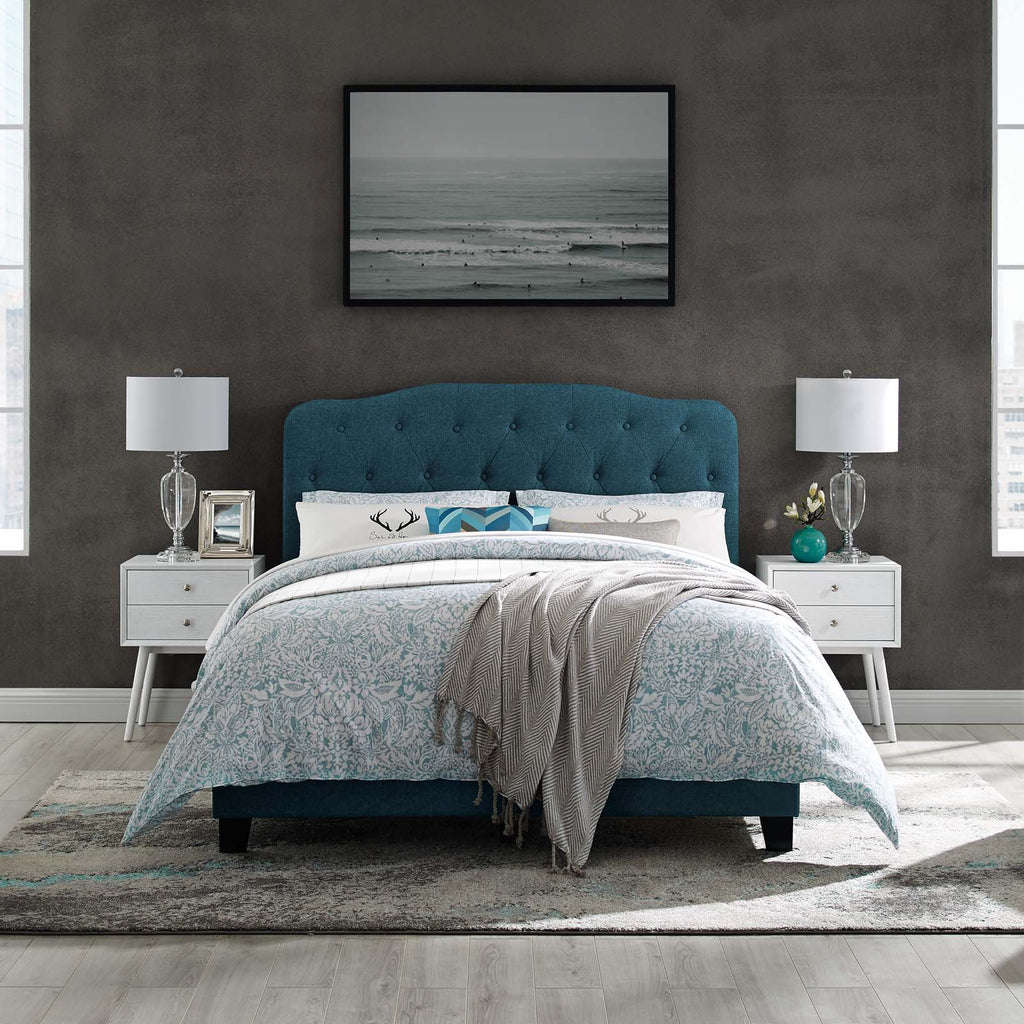 Amelia Upholstered Bed