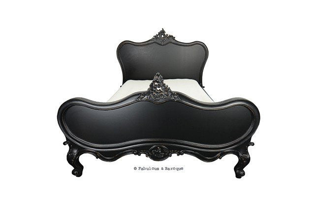 Gerard Bed - Black