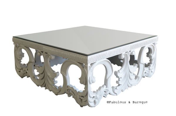 Modern Baroque Furniture And Interior Design Fabulous