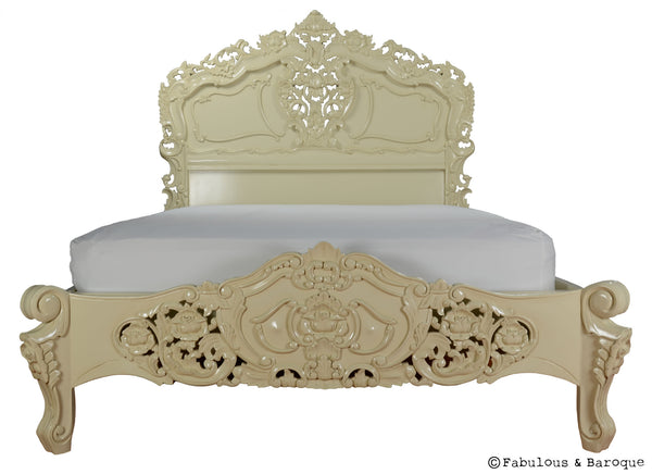 Fabulous & Rococo - Ivory Lacquer
