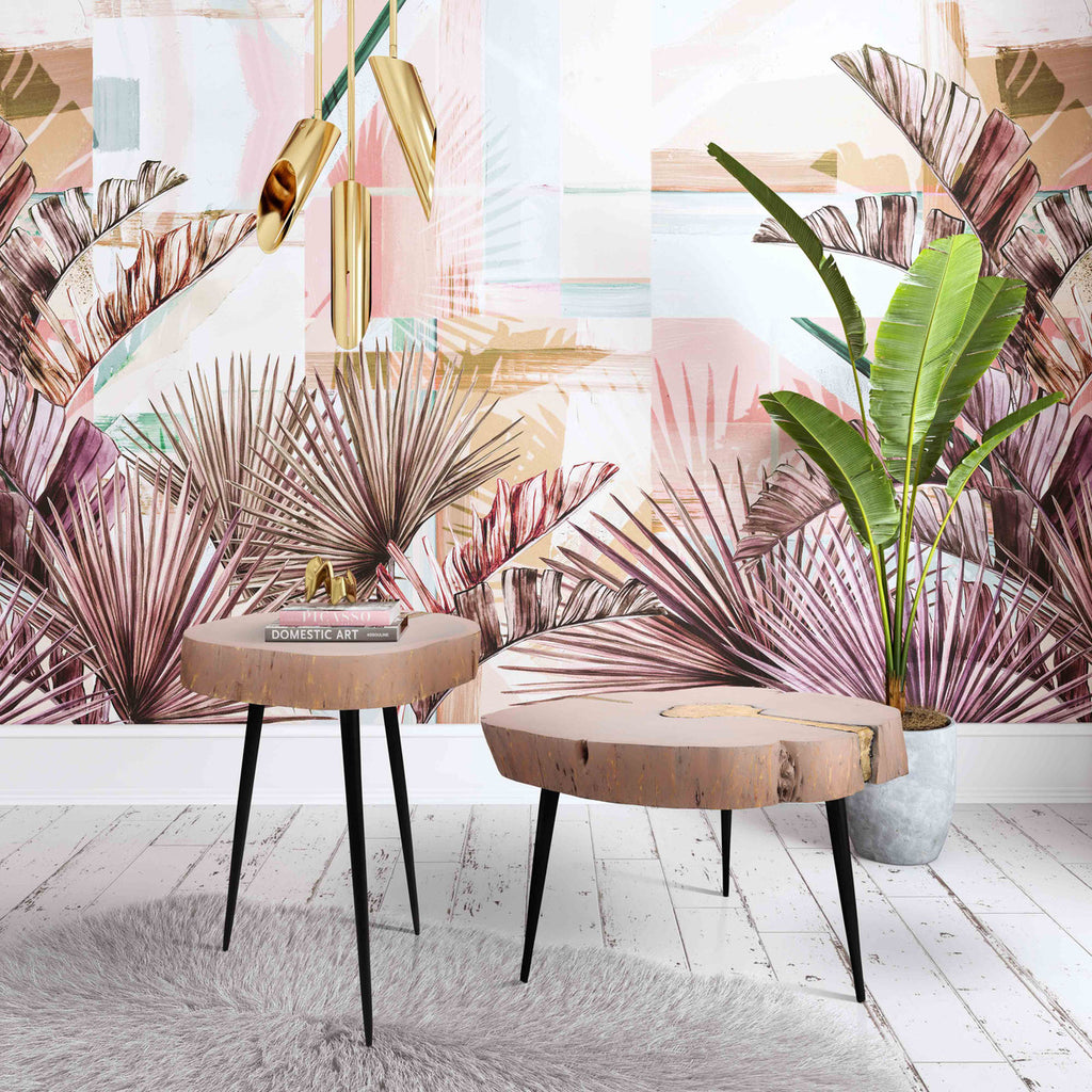Timber Table Collection *Available in pink & black*
