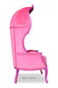 Fabulous & Baroque's Victoire Balloon Chair - Fuchsia