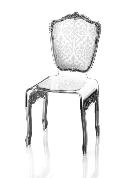 Baroque Chair - White