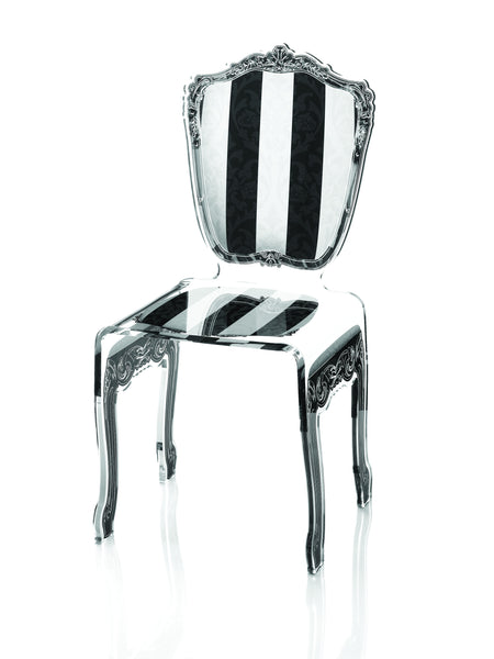 Baroque Chair - Striped