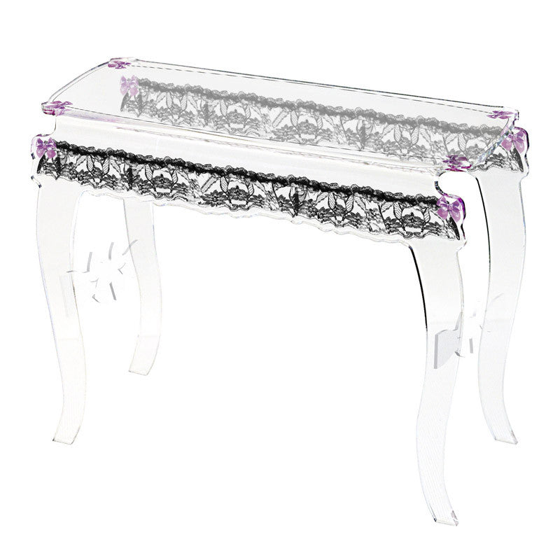 Let's Rock Console & Side Table Set - Daisy lingerie