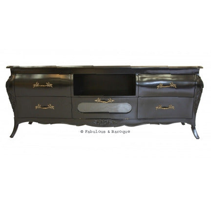 Bordeaux TV Console - Black