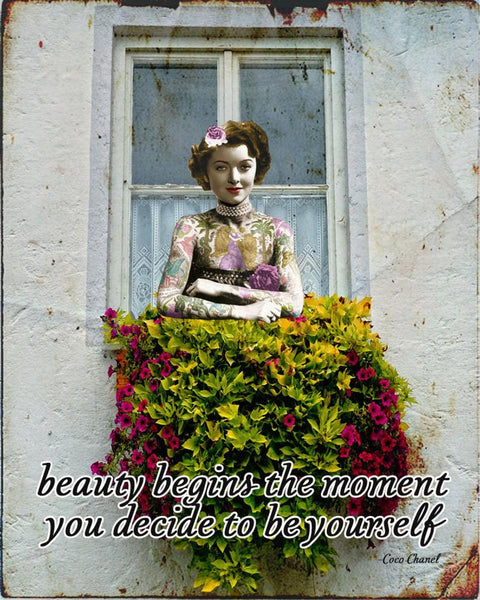 Beauty Begins...
