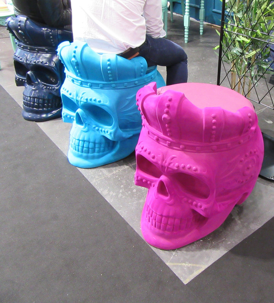 Calavera Indoor/Outdoor Skull Chair