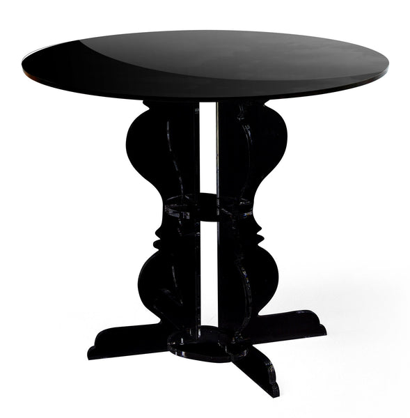 Baroque Table - Black