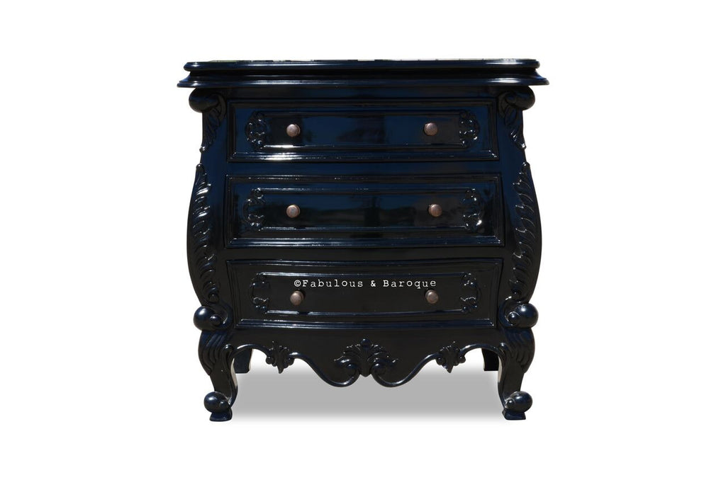 Pandora Side Table - Black