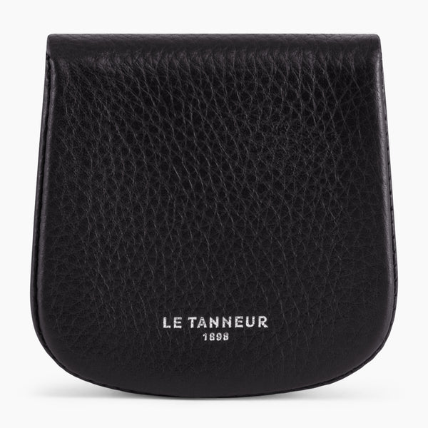 Charles pebbled leather bowl wallet - Le Tanneur