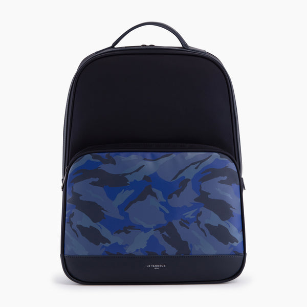 Gaspard zipped backpack - Le Tanneur