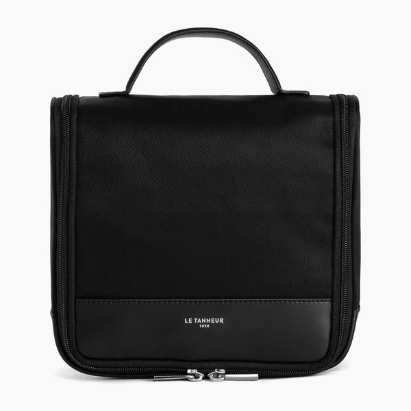 Gaspard Zipped Folding Toiletry Bag - Le Tanneur