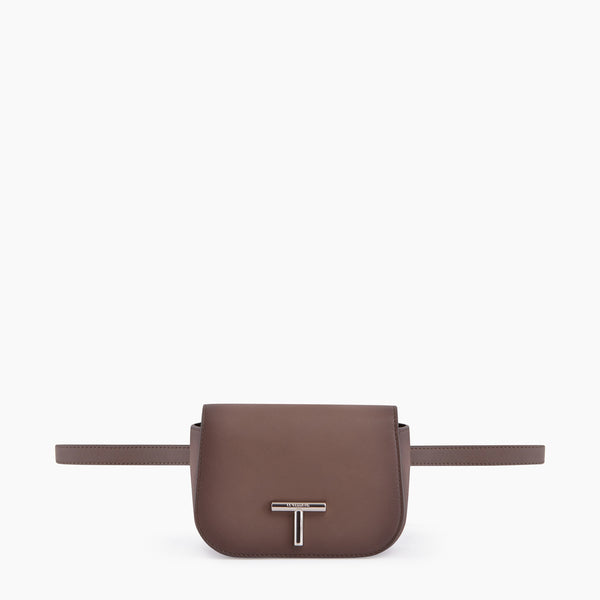 Belt bag Gisèle smooth leather  - Le Tanneur