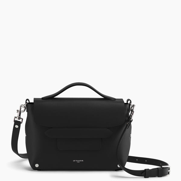 Justine smooth leather small handbag - Le Tanneur