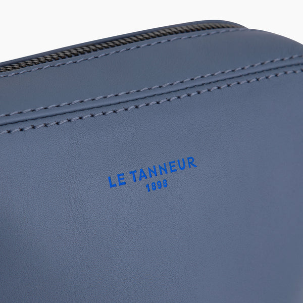 Medium briefcase model Martin smooth leather - Le Tanneur