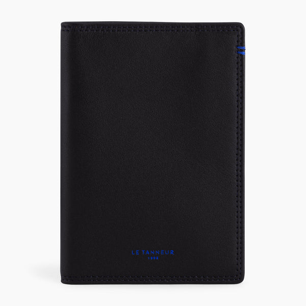 Martin smooth leather passport holder - Le Tanneur