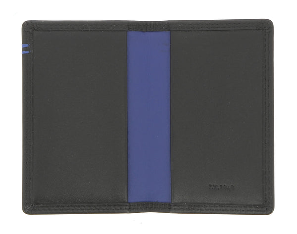 Business card holder Martin smooth leather - Le Tanneur