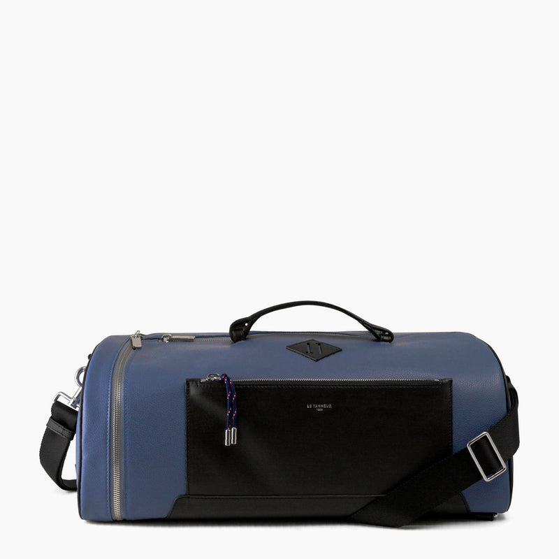 Nathanpebbled leather 's 48-hour travel bag - Le Tanneur