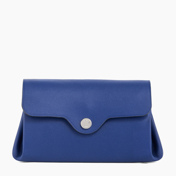 Flap pocket with removable shoulder strap - Sans couture smooth leather Le Tanneur