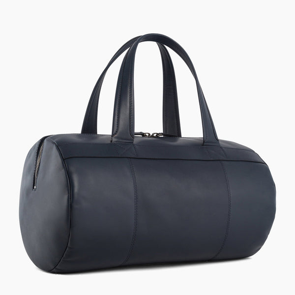 Quentin smooth leather 48h travel bag - Le Tanneur