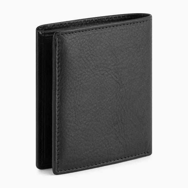 Gary's oiled leather wallet box with Gary's money pocket - Le Tanneur