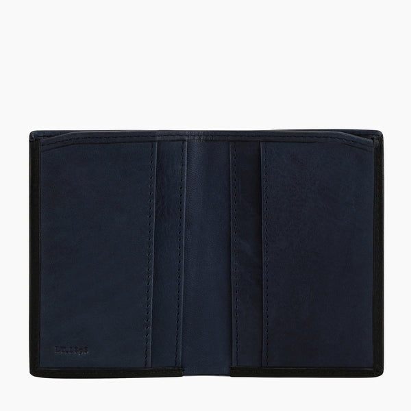 Gary's oiled leather card case - Le Tanneur