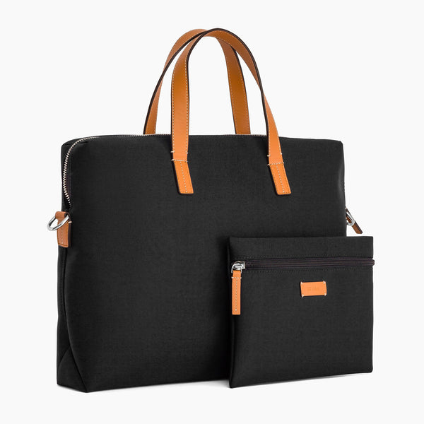 "14"" Simon document case - Le Tanneur"