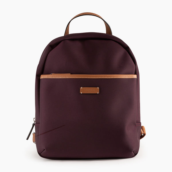 Suzanne zipped backpack - Le Tanneur