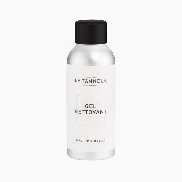 Care product - Leather cleaning gel - Le Tanneur