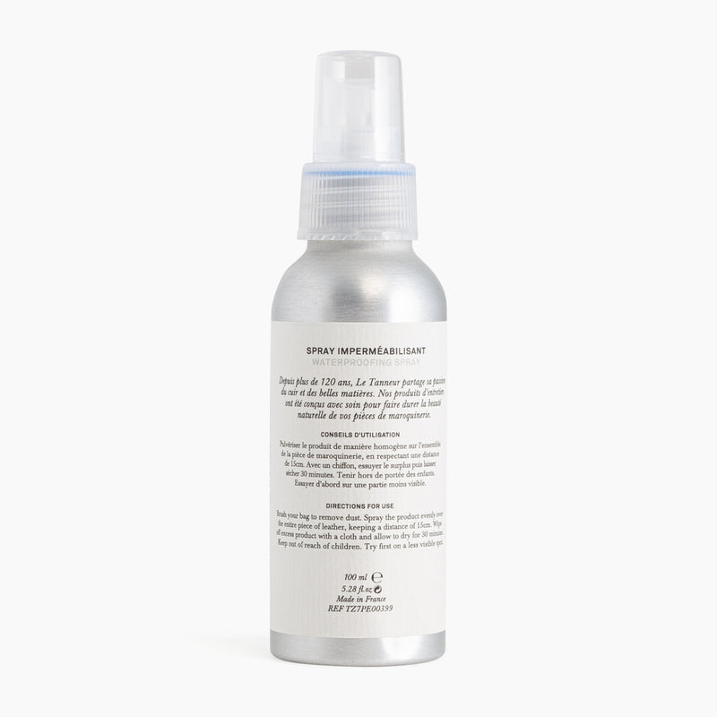 Waterproofing spray for leather - Le Tanneur