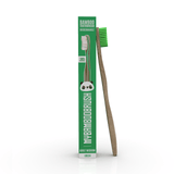 Bamboo Toothbrush UK | Biodegradable and Eco-Friendly Green Bamboo brush