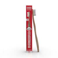 Bamboo Toothbrush UK | Biodegradable and Eco-Friendly White Bamboo brush