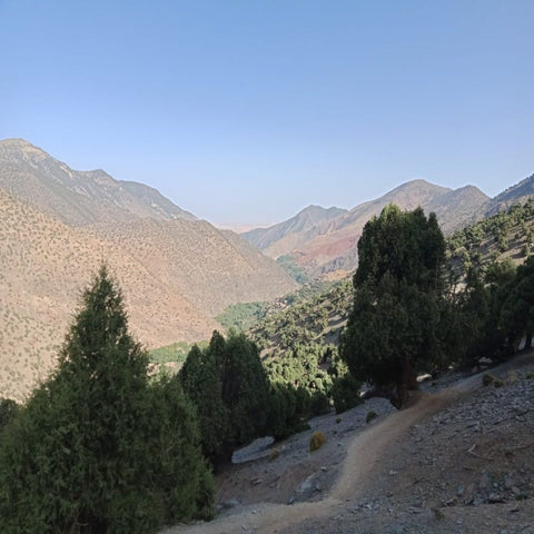 Atlas Mountains Azadn Valley – 2 Days / 1 Night - MaraTrek