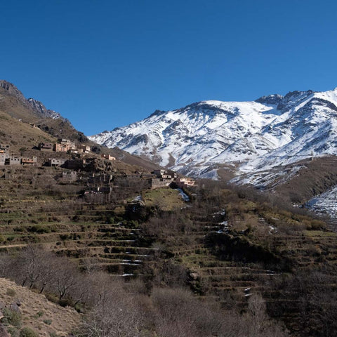 Atlas Mountains Imnan Valley – 2 Days / 1 Night - MaraTrek