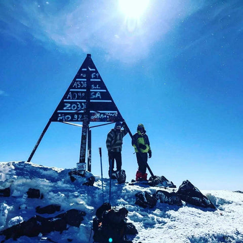 Mount Toubkal Summit – 2 Days / 1 Night - MaraTrek