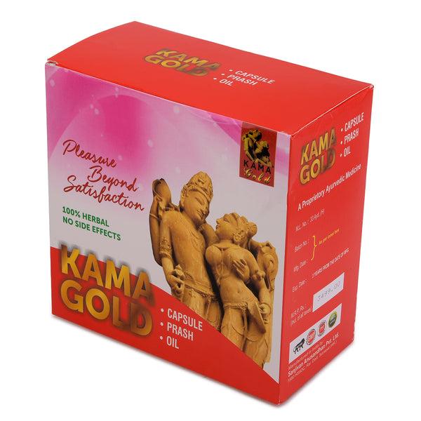 Kama Gold | Sex Power Ayurvedic Medicine |