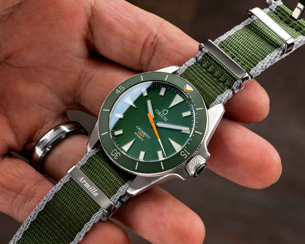 What makes a great NATO watch strap?