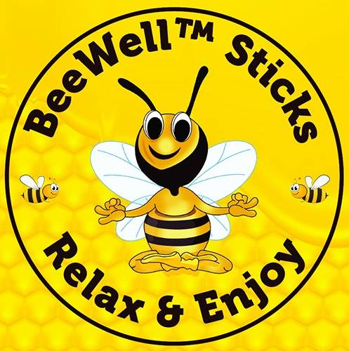 30  ALL-Natural Hemp Infused BeeWell Honey Sticks for Dogs (One Time Offer)