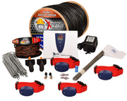 Underground Electric Dog Fence Ultimate - Extreme Pro Dog Fence System for Easy Setup and Maximum Longevity and Continued Reliable Pet Safety - for Dogs | 2500 Feet Pro Grade Dog Fence Wire