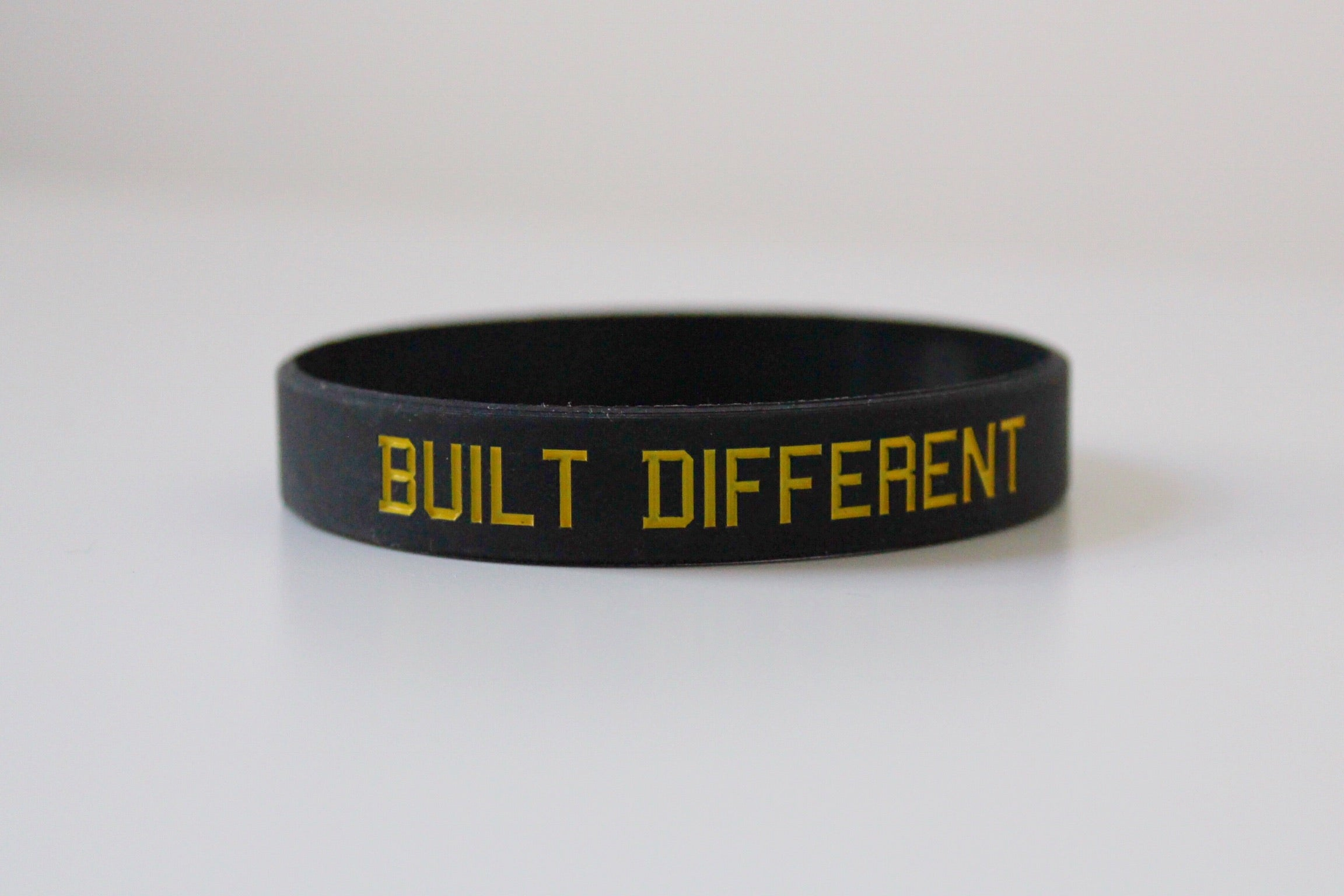 Built Different Wristbands