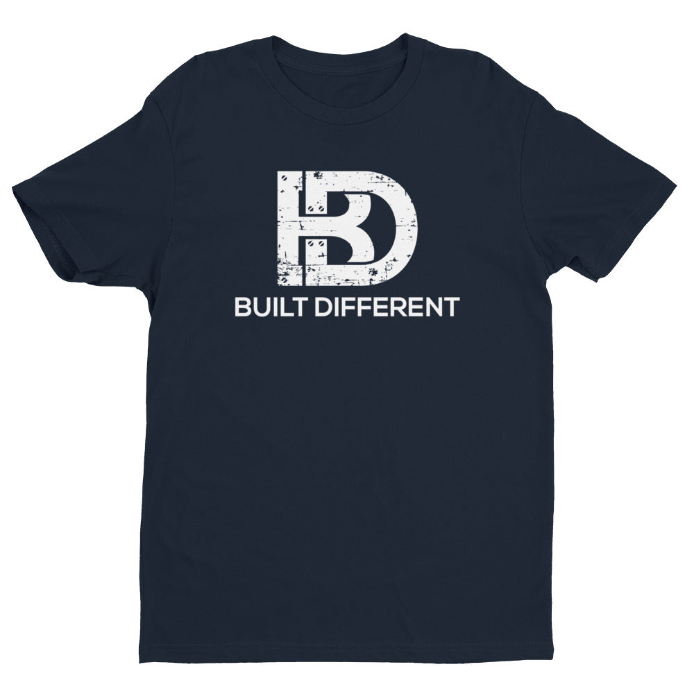 Built Different logo Tee (All Colors)