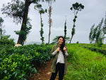 Explore the tea gardens of Sri Lanka with Eloments Cofounder Julie