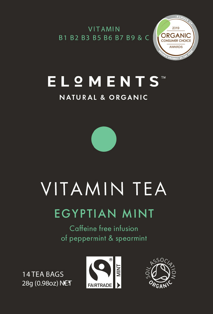 Egyptian Mint Vitamin Tea