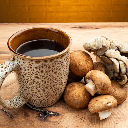 What are the benefits of Mushroom coffee?