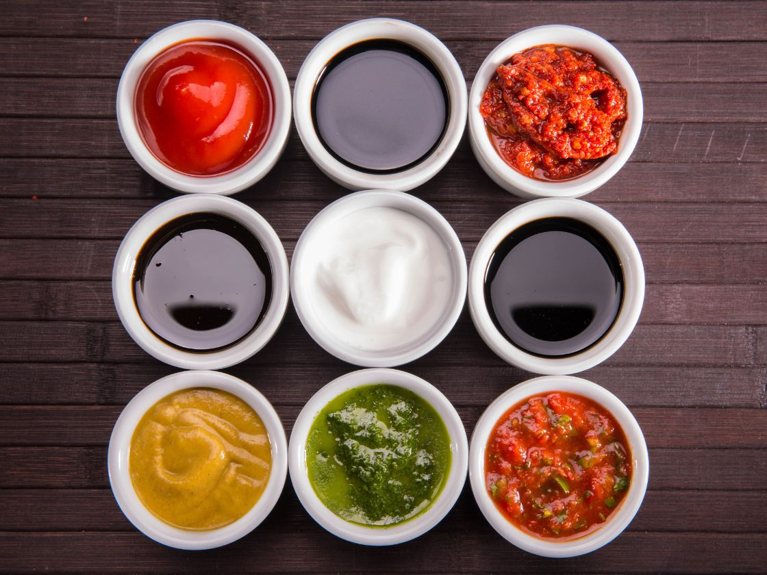 Sauces of the World