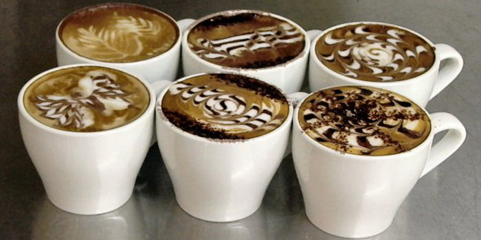Coffee's of the World