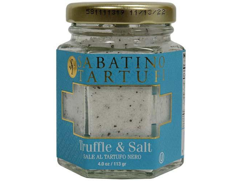Black Truffle Sea Salt - Flavoured - Italy