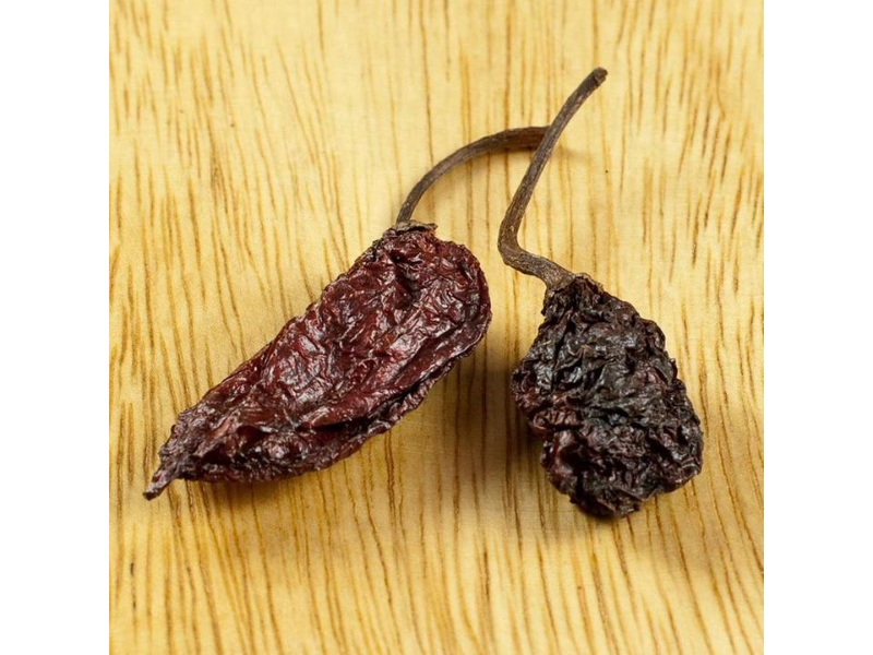 Red Ghost Chili - Dried, Whole - India