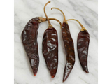 Puya Chili Peppers - Dried, Whole - Mexico